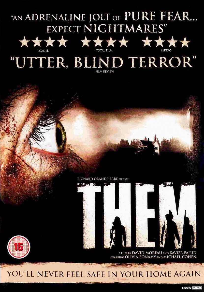 Them IIsFilma ir balstīta uz... Autors: virtulis007 Šausmu filmas, kas balstītas uz patiesiem notikumiem.